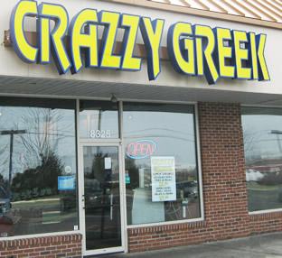 Crazzy Greek Restaurant - Coupons - Westerville | Columbus ...
